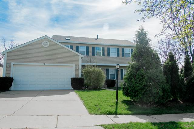 9 N Walnut Court, Streamwood, IL 60107 (MLS #10913971) :: BN Homes Group