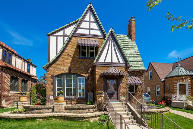 5817 N Odell Avenue, Chicago, IL 60631 (MLS #10913976) :: Helen Oliveri Real Estate