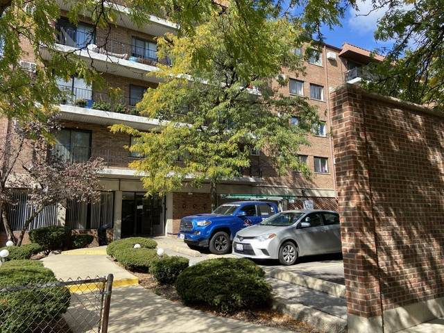 2320 N Nordica Avenue #403, Chicago, IL 60707 (MLS #10913994) :: Property Consultants Realty