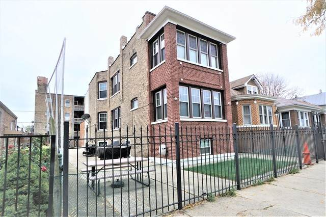 4484 N Kasson Avenue, Chicago, IL 60630 (MLS #10914001) :: Property Consultants Realty