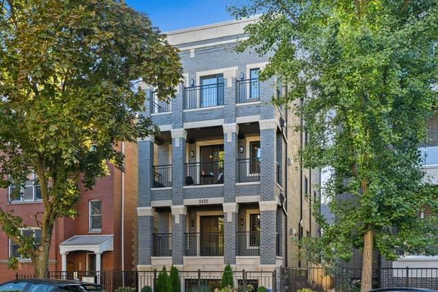2422 N Racine Avenue #1, Chicago, IL 60614 (MLS #10914005) :: Property Consultants Realty