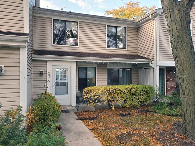 405 Stevenson Place, Vernon Hills, IL 60061 (MLS #10914012) :: The Wexler Group at Keller Williams Preferred Realty