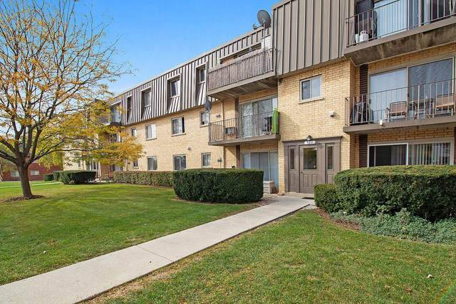 582 Fairway View Drive 1F, Wheeling, IL 60090 (MLS #10914019) :: The Wexler Group at Keller Williams Preferred Realty