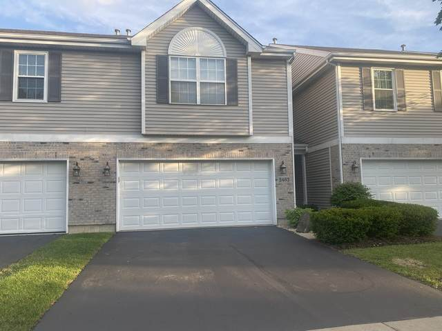 2463 Amber Lane, Elgin, IL 60123 (MLS #10914088) :: Property Consultants Realty