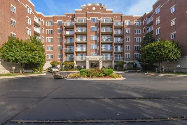 6560 W Diversey Avenue #502, Chicago, IL 60707 (MLS #10914145) :: Touchstone Group