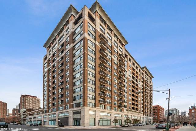 849 N Franklin Street #1407, Chicago, IL 60610 (MLS #10914182) :: BN Homes Group