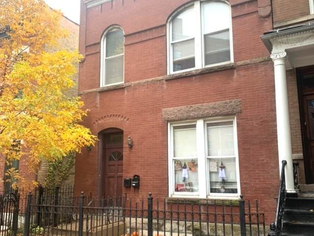 2633 N Sheffield Avenue, Chicago, IL 60614 (MLS #10914205) :: Property Consultants Realty