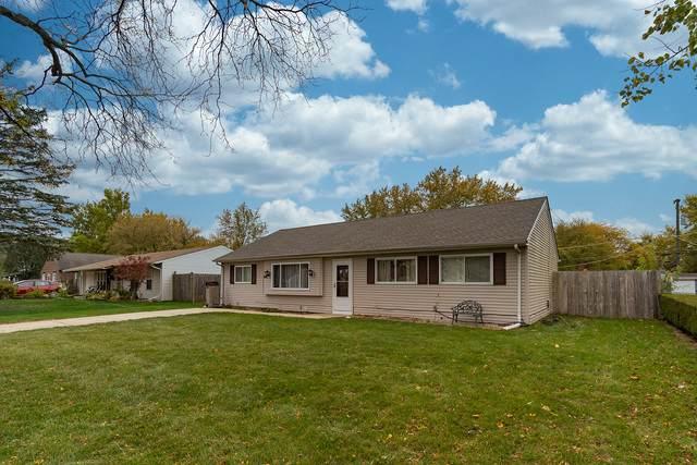66 Paddock Street, Montgomery, IL 60538 (MLS #10914210) :: John Lyons Real Estate
