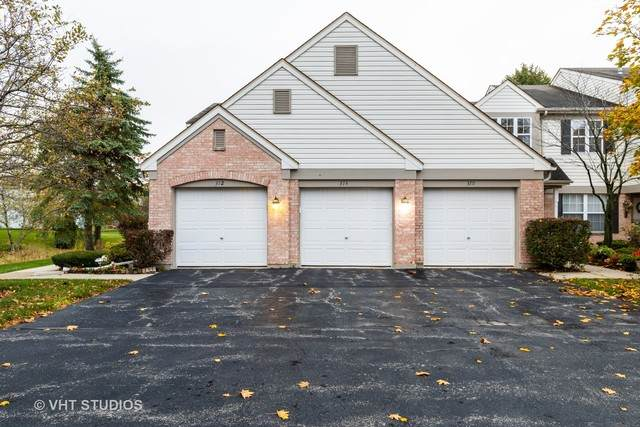 374 Crystal Ridge Drive #374, Crystal Lake, IL 60012 (MLS #10914220) :: Helen Oliveri Real Estate