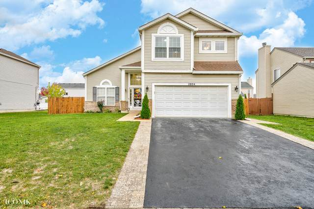 2804 Adobe Drive, Plainfield, IL 60586 (MLS #10914231) :: John Lyons Real Estate