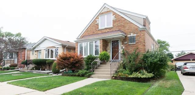 3412 N Oleander Avenue, Chicago, IL 60634 (MLS #10914269) :: Property Consultants Realty