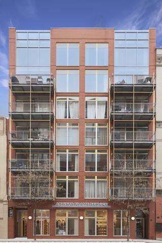 433 N Wells Street #601, Chicago, IL 60610 (MLS #10914275) :: Property Consultants Realty