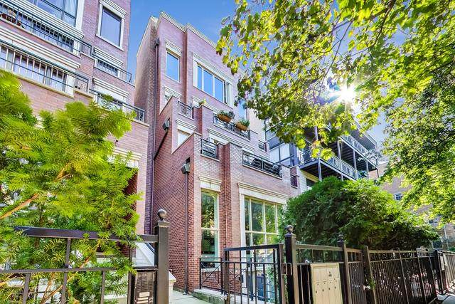 2311 W Wabansia Avenue #4, Chicago, IL 60647 (MLS #10914312) :: Property Consultants Realty