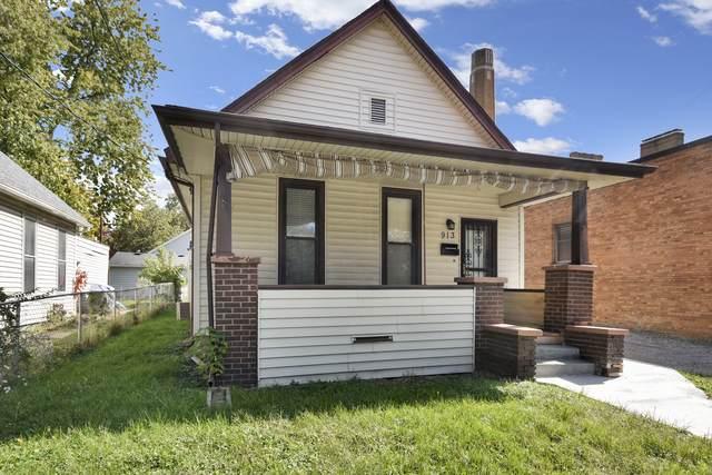913 N Lee Street, Bloomington, IL 61701 (MLS #10914334) :: Property Consultants Realty
