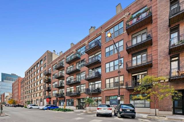 375 W Erie Street #517, Chicago, IL 60654 (MLS #10914341) :: Property Consultants Realty