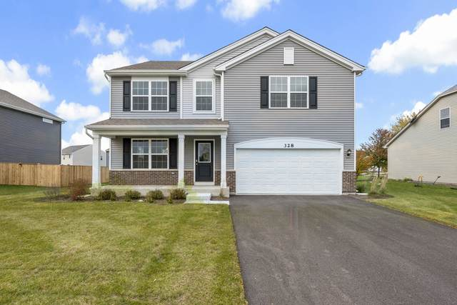 366 Hemlock Lane, Oswego, IL 60543 (MLS #10914376) :: John Lyons Real Estate