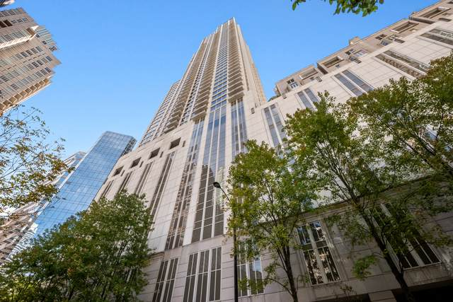55 E Erie Street #3801, Chicago, IL 60611 (MLS #10914400) :: Property Consultants Realty