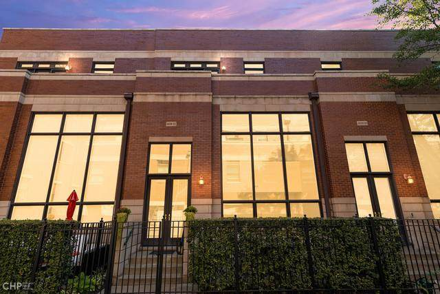 2659 N Ashland Avenue #11, Chicago, IL 60614 (MLS #10914406) :: Property Consultants Realty