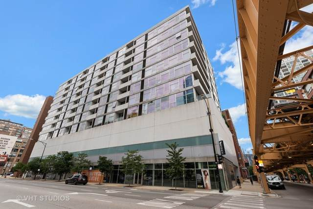 630 N Franklin Street #808, Chicago, IL 60654 (MLS #10914433) :: Property Consultants Realty