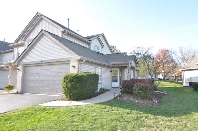 641 Lancaster Circle #641, Elgin, IL 60123 (MLS #10914440) :: Property Consultants Realty