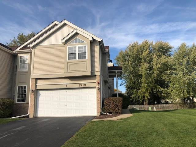 1919 Tamahawk Lane, Naperville, IL 60564 (MLS #10914445) :: Property Consultants Realty
