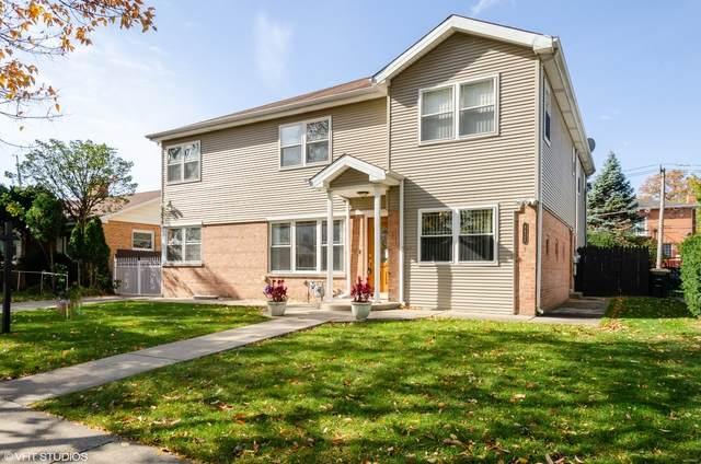 8822 Mason Avenue, Morton Grove, IL 60053 (MLS #10914450) :: Helen Oliveri Real Estate