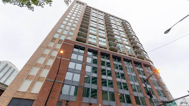 600 N Kingsbury Street #1110, Chicago, IL 60654 (MLS #10914453) :: BN Homes Group