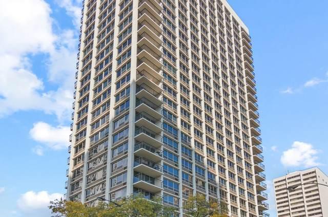 88 W Schiller Street #608, Chicago, IL 60610 (MLS #10914456) :: Lewke Partners