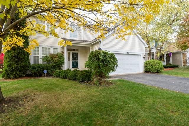 1626 Millstone Lane, Gurnee, IL 60031 (MLS #10914471) :: John Lyons Real Estate