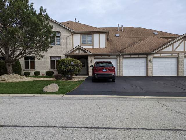 6420 Pine Trail Lane #4, Tinley Park, IL 60477 (MLS #10914480) :: Property Consultants Realty