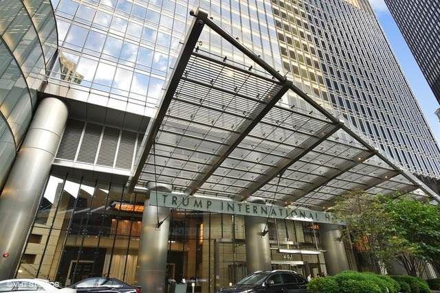 401 N Wabash Avenue 76G, Chicago, IL 60611 (MLS #10914491) :: BN Homes Group