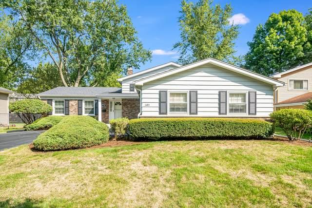 1145 Elizabeth Avenue, Naperville, IL 60540 (MLS #10914492) :: Property Consultants Realty