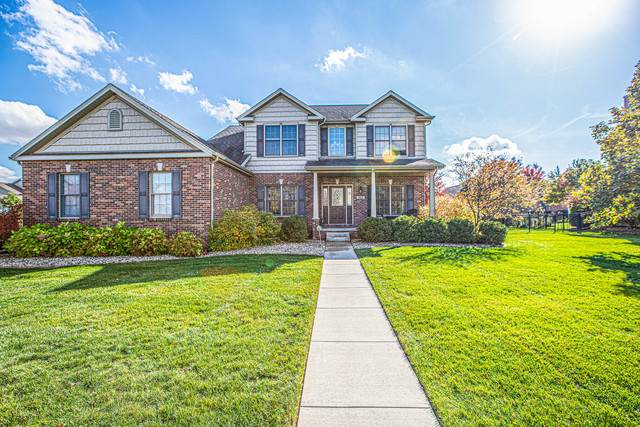 2819 Degarmo Drive, Bloomington, IL 61704 (MLS #10914511) :: BN Homes Group
