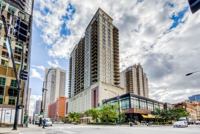 630 N State Street #1006, Chicago, IL 60654 (MLS #10914542) :: Property Consultants Realty
