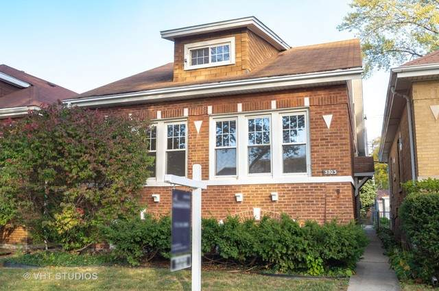 5703 N Merrimac Avenue, Chicago, IL 60646 (MLS #10914572) :: RE/MAX Next