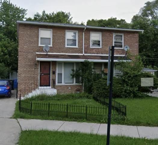9165 S Burnside Avenue, Chicago, IL 60619 (MLS #10914585) :: Helen Oliveri Real Estate