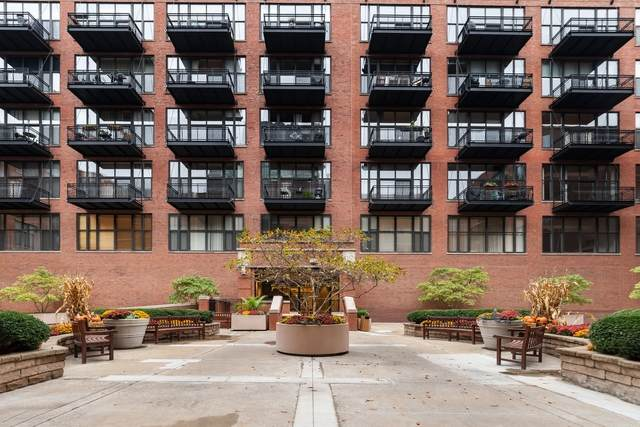 333 W Hubbard Street #617, Chicago, IL 60654 (MLS #10914606) :: John Lyons Real Estate