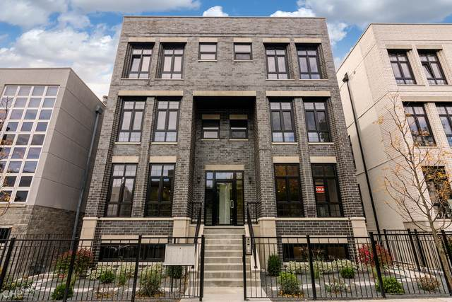1107 W Chestnut Street 1E, Chicago, IL 60642 (MLS #10914611) :: The Dena Furlow Team - Keller Williams Realty