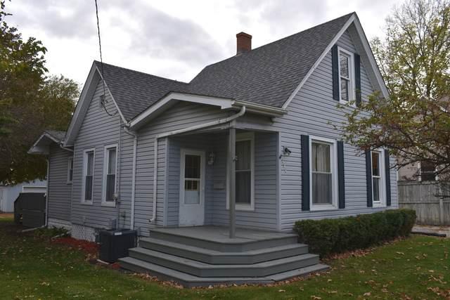 154 W Main Street, El Paso, IL 61738 (MLS #10914617) :: Property Consultants Realty
