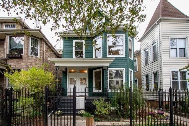 2707 N Monticello Avenue, Chicago, IL 60647 (MLS #10914670) :: Helen Oliveri Real Estate