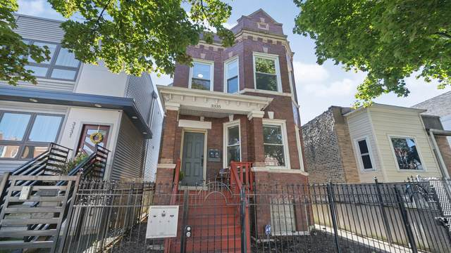 3335 W Crystal Street, Chicago, IL 60651 (MLS #10914679) :: Property Consultants Realty