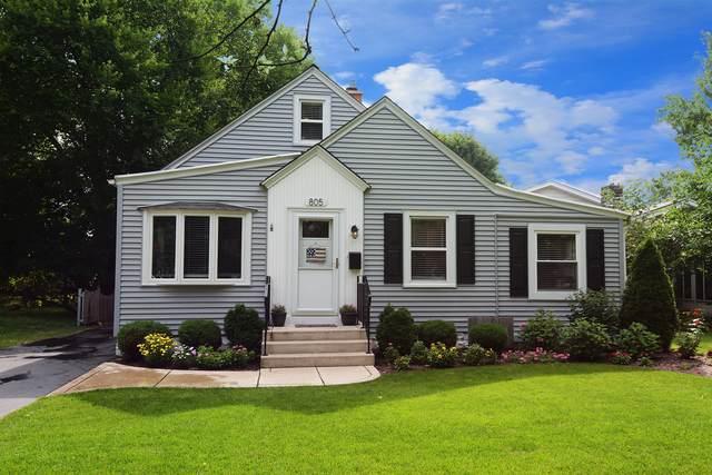805 Richards Street, Geneva, IL 60134 (MLS #10914742) :: John Lyons Real Estate
