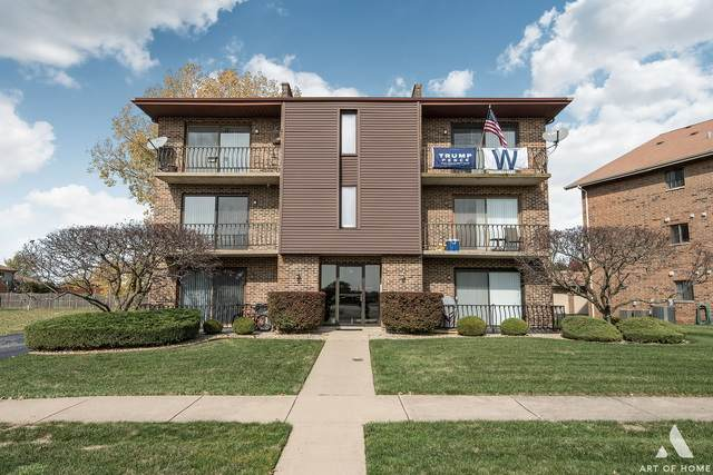 8112 168th Place 2W, Tinley Park, IL 60477 (MLS #10914748) :: Property Consultants Realty