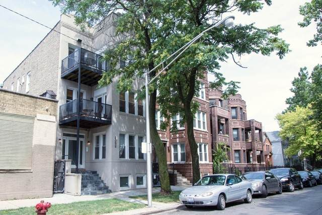 2052 N Campbell Avenue 3W, Chicago, IL 60647 (MLS #10914837) :: Helen Oliveri Real Estate