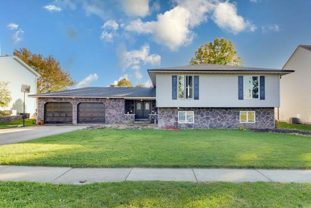 1607 Gregory Street, Normal, IL 61761 (MLS #10914863) :: John Lyons Real Estate