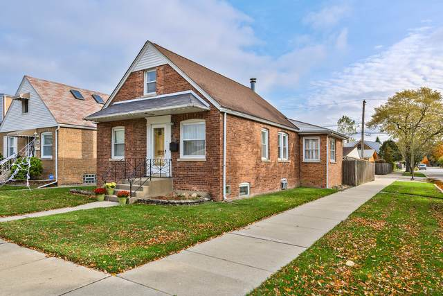 3801 N Oleander Avenue, Chicago, IL 60634 (MLS #10914880) :: Property Consultants Realty