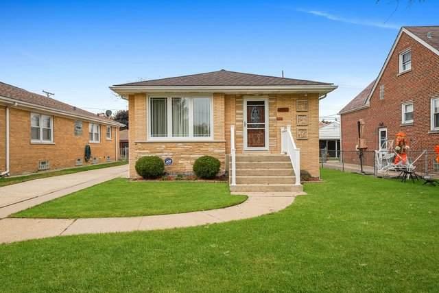 4964 N Merrimac Avenue, Chicago, IL 60630 (MLS #10914889) :: Helen Oliveri Real Estate