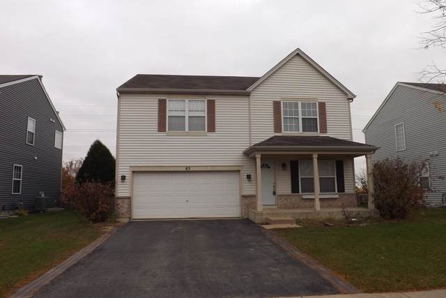 63 E Clover Avenue, Cortland, IL 60112 (MLS #10914899) :: BN Homes Group