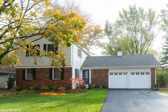 601 Twisted Oak Lane, Buffalo Grove, IL 60089 (MLS #10914922) :: Lewke Partners