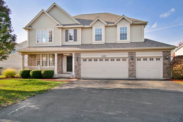 13332 Morning Mist Place, Plainfield, IL 60585 (MLS #10914935) :: BN Homes Group